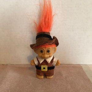 Vintage thanksgiving troll